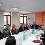 """Послодавци из Војводине с полазницима обука у пројекту """"Знање свима"""" разговарали о шансама за запошљавање"""