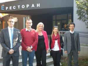 Delegacija Austrijske agencije za razvoj posetila Stručnu službu