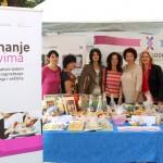 """Пројекат """"Знање свима"""" представљен на """"Сајму стваралаштва сеоских жена у Војводини"""""""