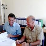 Делегација Аустријске агенције за развој у надзорној посети Служби