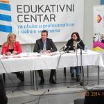 """Конференција за новинаре - пројекат """"Знање свима"""""""
