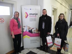 Delegacija Austrijske agencije za razvoj u monitoring poseti Stručnoj službi za realizaciju programa privrednog razvoja AP Vojvodine