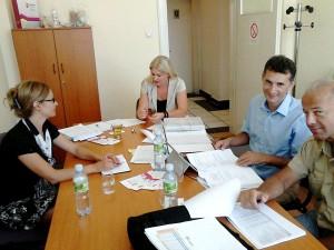 Delegacija Austrijske agencije za razvoj u nadzornoj poseti Stručnoj službi