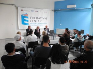 """Učesnici obuka u projektu """"Znanje svima"""" upoznati s mogućnostima zapošljavanja i samozapošljavanja"""
