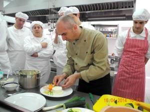 """Пекари, посластичари и кувари започели практичан део обука у пројекту """"Знање свима"""""""