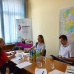 Predstavnici Austrijske razvojne agencije u poseti Službi za realizaciju programa razvoja