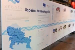 """Predstavnici projekta """"Znanje svima"""" prisustvovali obeležavanju Dana Dunava"""