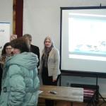 """Пројекат """"Бесплатном обуком до посла"""" представљен у Удружењу жена Вишња из Гргуреваца"""